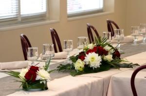 table du mariage